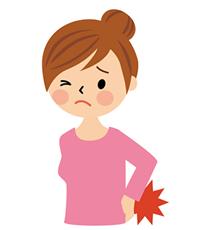 ぎっくり腰が改善しない・悪化する理由