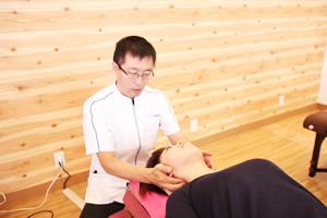 頭痛に対する施術方法